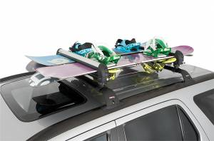 B Exterior Accessories - Cargo Boxes and Racks - Rhino Rack Roof Racks | Cargo Racks