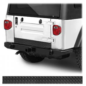 B Exterior Accessories - Rock Sliders - Warrior Back Plates