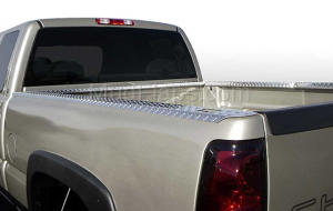 Bed Caps and Rails - ICI Bed Caps | Tailgate Caps - Form Fit Bed Caps | Treadbright