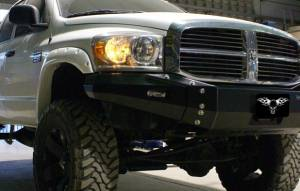 Bumpers - VPR 4x4 Bumpers - Dodge