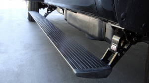Running Boards and Nerf Bars - AMP Research PowerStep Running Boards - Hummer PowerStep Running Boards
