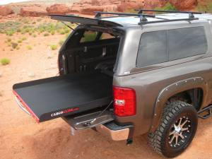 B Exterior Accessories - Bed Extenders | Bed Slides - Truck Bed Slides by Cargo Glide