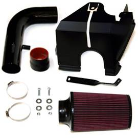 Shop Performance Parts - Air Intake Systems - Pure Jeep Cold Air Intake for Jeep Wrangler