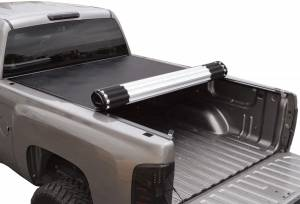 BAK Industries Tonneau Covers - Roll-X Roll Up Cover - Nissan Trucks