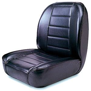 B Interior Accessories - Racing Seats - Rugged Ridge Suspension Seats