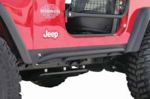 B Exterior Accessories - Rock Sliders - Olympic 4x4 Rock Guards and Rock Rails