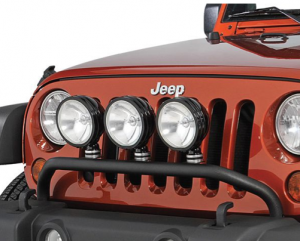 B Exterior Accessories - Light Bars - Olympic 4x4 Light Bars
