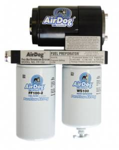 Fuel Tanks and Pumps - PureFlow Air Dog Fuel Systems - Fuel Preporator II