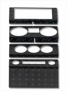 B Interior Accessories - Dash Panels - Warrior Dash Board Accessories