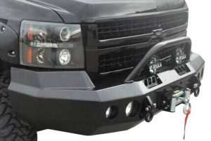 Boondock Bumpers - Boondock 85 Series Base Bumpers - Ford