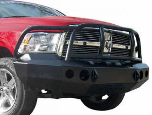 Boondock Bumpers - Boondock 95 Series Full Grille Guard Bumpers - Dodge