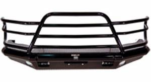 Tough Country Bumpers - Deluxe Front Bumper - Dodge