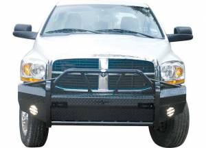 Truck Bumpers - Frontier Truck Gear - Xtreme Front Bumper Replacement