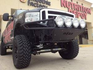 Truck Bumpers - N-Fab RSP Bumper - Shop RSP Front Bumper Replacement