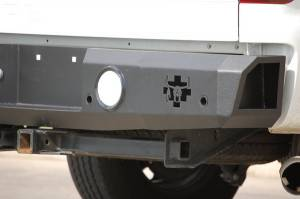Truck Bumpers - Tough Country - Evolution Series Rear Bumper