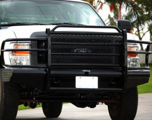Truck Bumpers - Tough Country - Traditional Front Bumper
