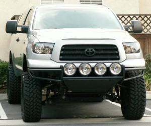 N-Fab RSP Bumper - Shop RSP Front Bumper Replacement - Toyota