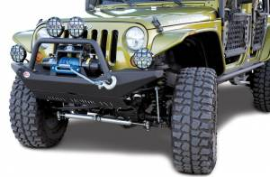 Jeep Bumpers - Body Armor