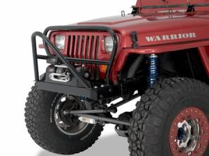 Jeep Bumpers - Warrior
