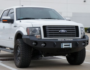 Truck Bumpers - Road Armor Stealth - Ford F150 2009-2014