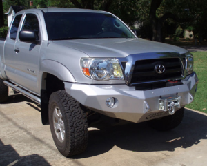Truck Bumpers - Road Armor Stealth - Toyota Tacoma