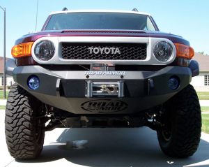 Truck Bumpers - Road Armor Stealth - Toyota FJ Cruiser