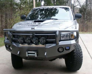 Truck Bumpers - Road Armor Stealth - Dodge Ram 2500/3500 1997-2002