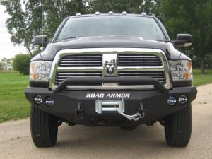 Truck Bumpers - Road Armor Stealth - Dodge RAM 2500/3500 2010-2018