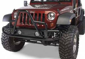Jeep Bumpers - Olympic 4x4 - BOA Extreme Front Bumper