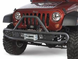 Jeep Bumpers - Olympic 4x4 - BOA Front Bumper