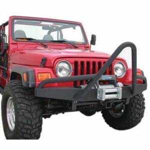 Jeep Bumpers - Olympic 4x4 - Bolt on Bars and Stingers