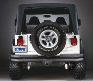 Jeep Bumpers - Olympic 4x4 - Maxi Double Bumper