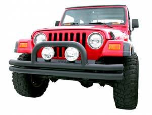Jeep Bumpers - Olympic 4x4 - Maxi Front Bumper