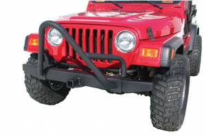 Jeep Bumpers - Olympic 4x4 - Maxi Stinger Bumper