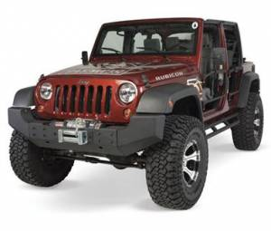 Jeep Bumpers - Olympic 4x4 - Smuggler Front Bumper