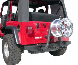 Jeep Bumpers - Olympic 4x4 - Tire Swings and Mounts