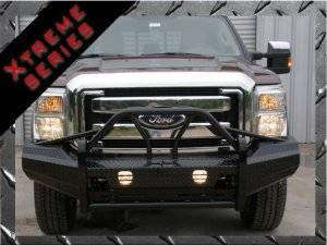Frontier Truck Gear - Xtreme Front Bumper Replacement - GMC