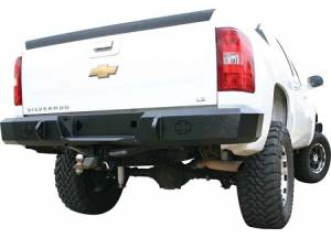 Truck Bumpers - Iron Cross - Rear Bumpers