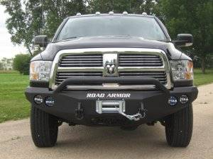 Bumpers by Style - Prerunner Bumpers - Road Armor with Pre-Runner Bar