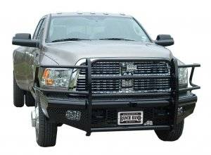 Bumpers by Style - Grille Guard Bumper - Ranch Hand