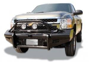 Bumpers by Style - Bullnose Bumpers - Ranch Hand Bullnose Bumper