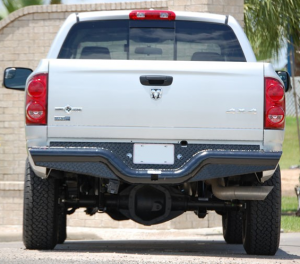 Rear Bumpers - Tough Country - Deluxe Rear Bumper