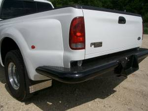 Rear Bumpers - Tough Country - Deluxe Rear Dually Bumper