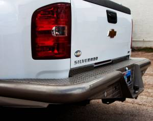 Rear Bumpers - Tough Country - Traditional Rear Dually Bumper