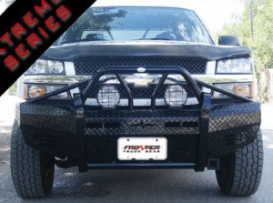 Bumpers by Style - Bullnose Bumpers - Frontier Xtreme Bullnose Bumper
