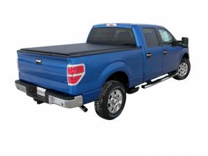 Lorado Roll Up Cover - Ford - Access - Access 41329 Lorado Roll Up Tonneau Cover Ford Explorer Sport Trac 4 Door Bolt On-No drill 2007-2010