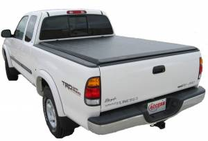 Lorado Roll Up Cover - Toyota - Access - Access 45239 Lorado Roll Up Tonneau Cover Toyota Tundra 5.5' Bed With Deck Rail 2007-2013