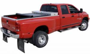 Access Toolbox Cover - Dodge - Access - Access 64189 Access Toolbox Tonneau Cover Dodge Ram 1500 Quad Cab & Reg Cab 8' Bed without RamBox 2009-2010