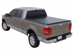 Vanish Roll Up Cover - Ford - Access - Access 91329 Vanish Roll Up Tonneau Cover Ford Explorer Sport Trac 4 Door Bolt On-No drill 2007-2010