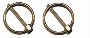 Rubicon Express - Rubicon Express RE1198 GEN2 Disconnects Snap Pin Pair